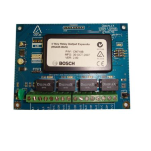 Bosch CM710B Output Module 4-way Relay RS485