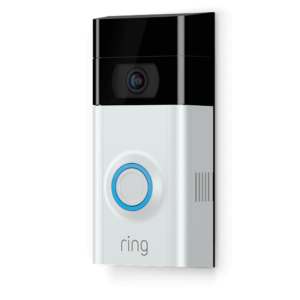 Ring Video Doorbell 2 White