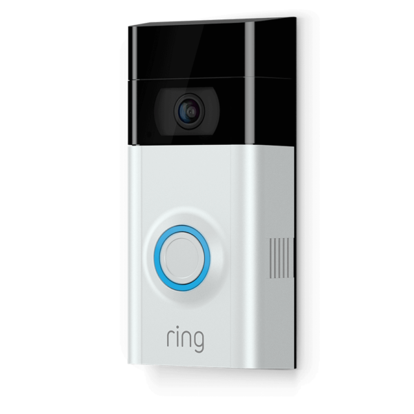 Ring Video Doorbell 2 White