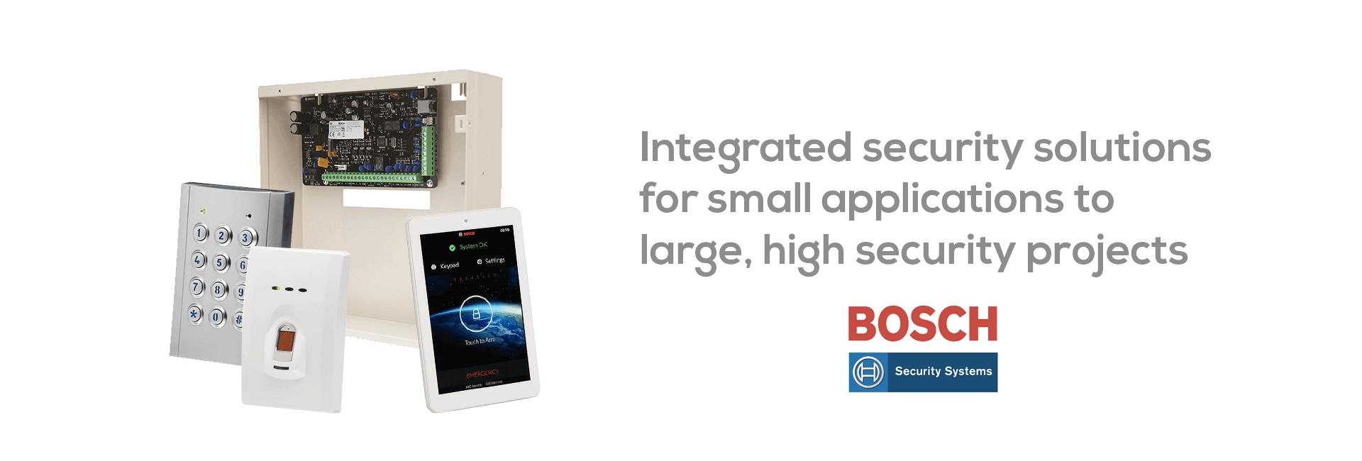 Bosch Intrusion Alarm System