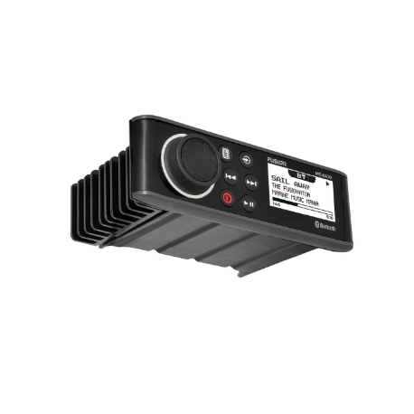 Marine Entertainment System with Bluetooth