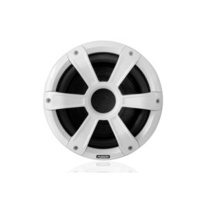 "10"" 450 WATT Sports White Marine Subwoofer With LED's"