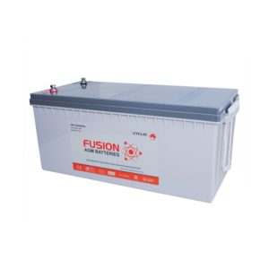CBC12V200AH Fusion AGM Battery