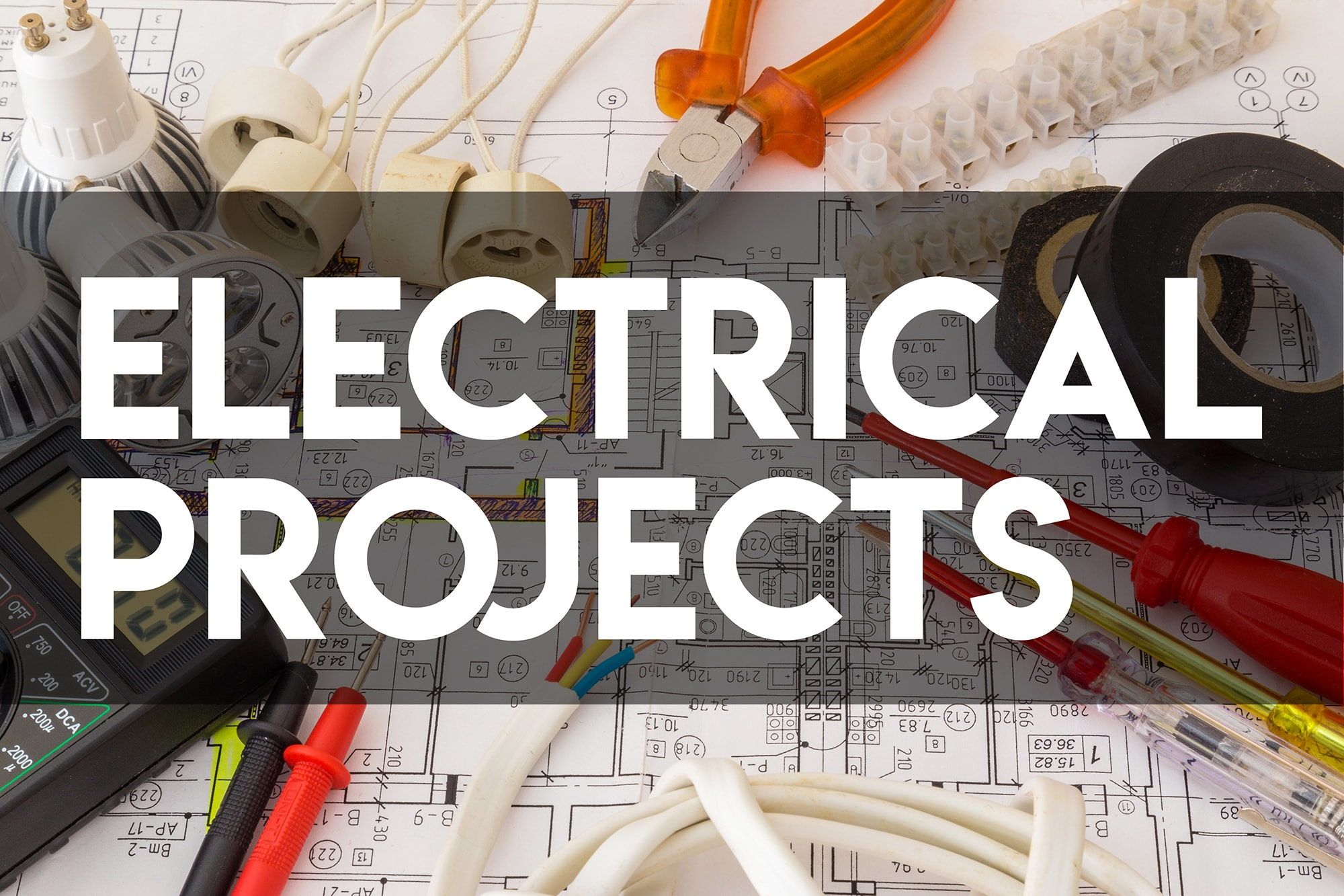 Elite Wholeasalers Electrical Project