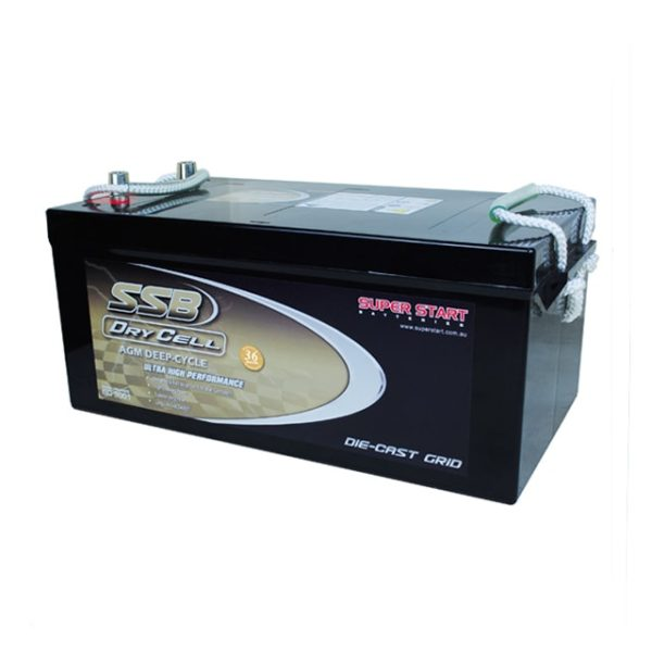 HVT-270D Fusion AGM Battery