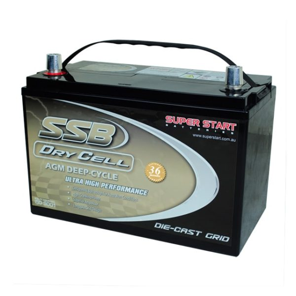 HVT-86D Fusion AGM Battery