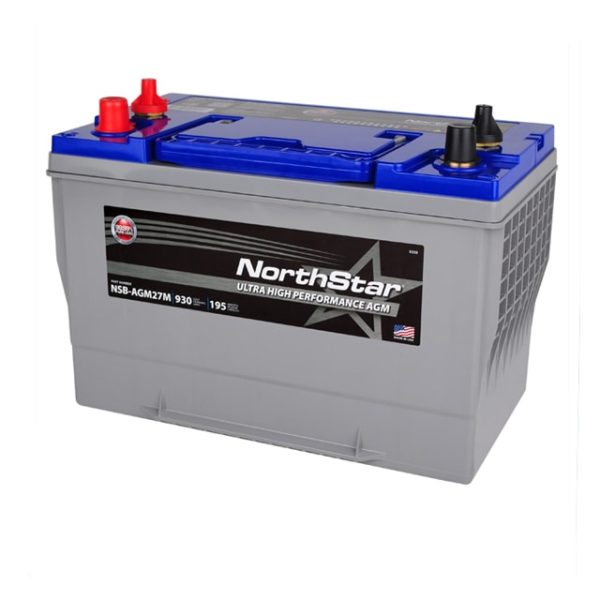 NSB-AGM27M Fusion AGM Battery