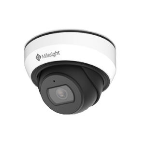 Weather Proof Mini Dome Network Camera