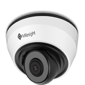 Vandal Proof Mini Dome Network Camera