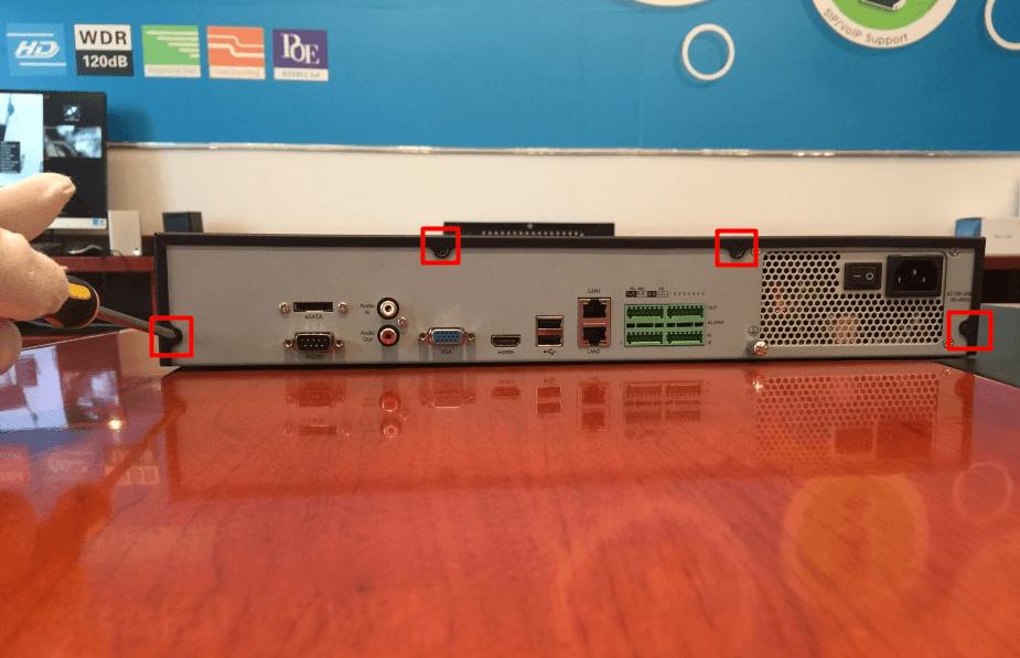 Hard Disk Installation