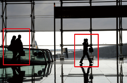 Motion Detection on