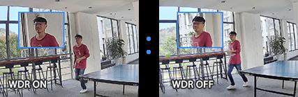 140dB Super WDR